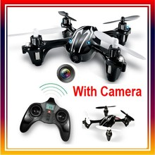 Hot Sale 2.4G 4CH RC Quadcopter RC Drone With Camera Remote Control Helicopter Toy with 0.3MP Camera Aircraft Plane UFO Fighter