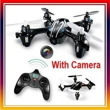 2.4 Ghz 4CH RC Quadcopter Mini Drone Avec Caméra Télécommande Hélicoptère Jouets avec 0.3MP HD Caméra Aéronefs Avion UFO combattant
