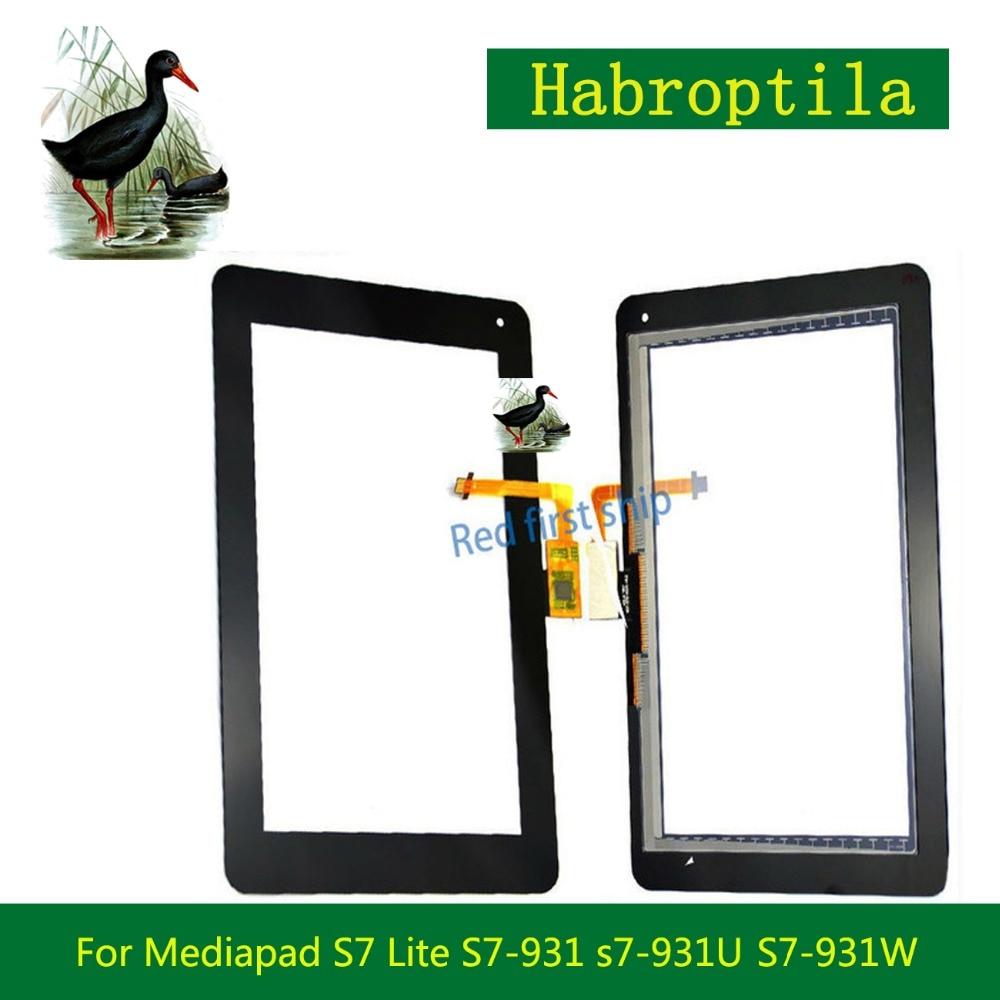 "Huawei Mediapad s7 Lite 7 7/"" s7-931U S7-931W Outer Glass Touch Digitizer Screen"