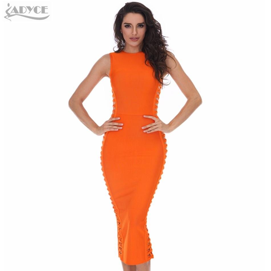 ADYCE 2017 summer dress women sexy Celebs