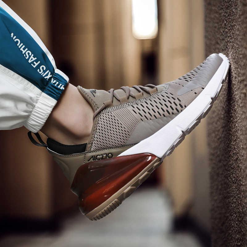 Koşu ayakkabısı erkekler kadınlar için 2019 yeni açık havada spor ayakkabı erkekler yaz ayakkabı atletik Unisex nefes örgü kadın spor ayakkabılar erkekler