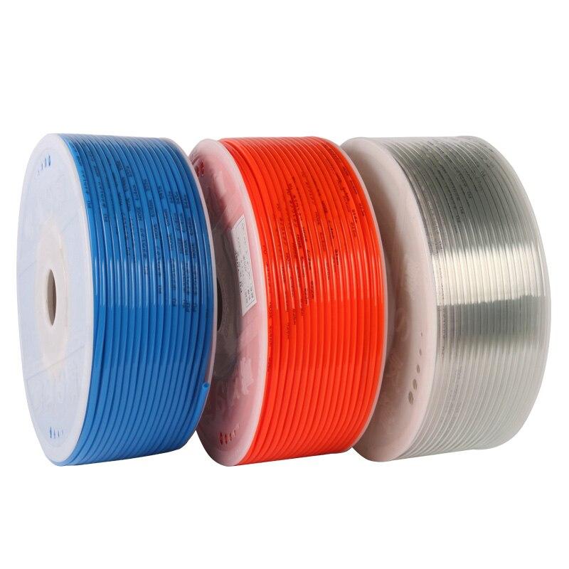 1 meter PU14*10mm Pneumatic Hose PU Tube OD 14mm ID 10mm Plastic Flexible Pipe Polyurethane Tubing цена и фото