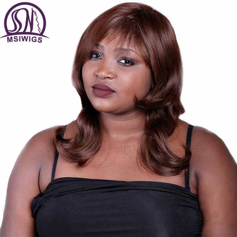 Cool Popular Dark Brown Medium Length Hair Buy Cheap Dark Brown Medium Short Hairstyles For Black Women Fulllsitofus
