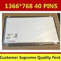 """Новый + 15.6 """"Ноутбук Тонкий LED LCD Замена Экрана Для HP ProBook 450 G0 G1 G2 LED 40 pins"""