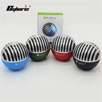 CYBORIS Bluetooth Speaker Wireless Portable Stereo Mini Speakers Support TF USB FM Radio Musics Player For