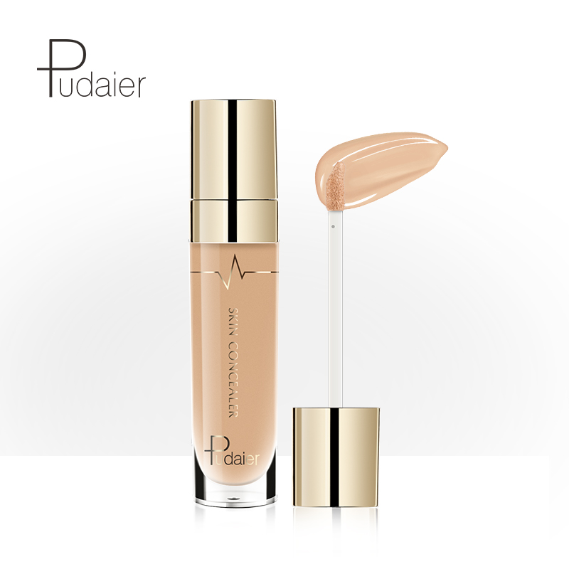 Pudaier 22 Color Skin Concealer Cream Perfect Cover Pores Dark Circles Waterproof Liquid Concealer Face Primer Cosmetic image
