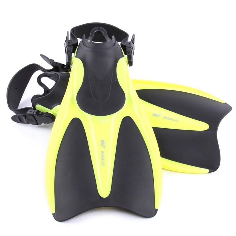 Dewasa Flexible Comfort Swimming Fins Submersible Long Flippers Kolam - Sukan air - Foto 2