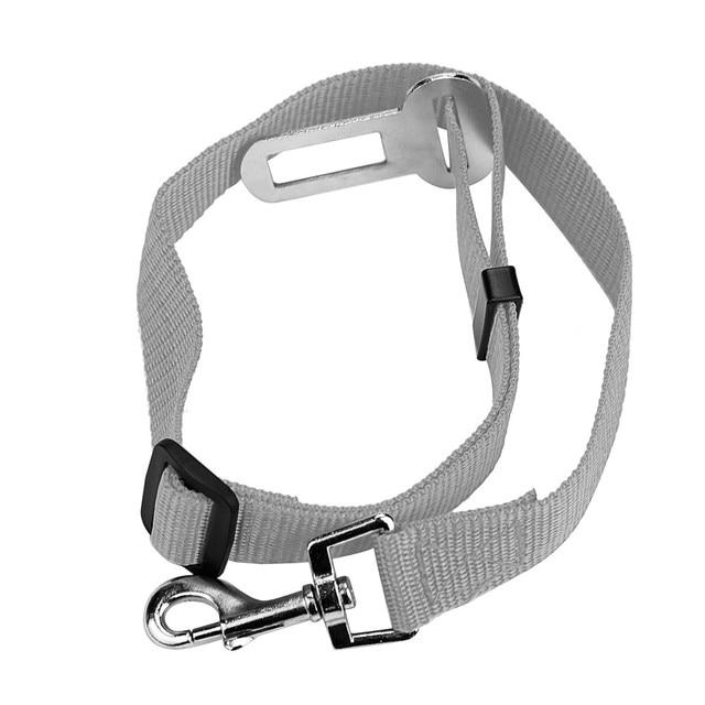 Pet Veicolo Auto Cintura di Sicurezza cachorro Mascotas Dog Cat Harness Clip di