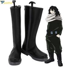 Boku no Hero Academia My Hero Academia Shota Aizawa Eraser Head Cosplay Shoes Custom Made Boots