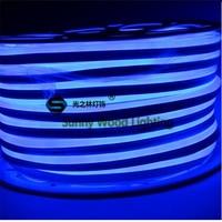 5-15 m DHL 8mm breed Mini Neon flex  120 stks 2835 SMD per meter led neon buis  220-240 v led sign board tube  handtekening woord licht