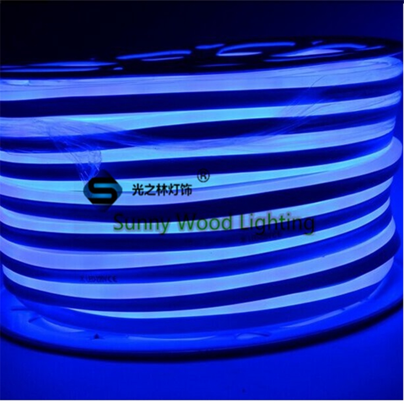 5-15m DHL 8mm wide Mini Neon flex ,120pcs 2835 SMD per meter led neon tube ,220-240V led sign board tube ,Signature word light цены