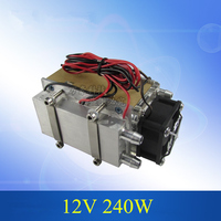 12v 240w Pet Air Conditioning Electronic Air Conditioning Movement Computer Water Cooled Air Conditioner
