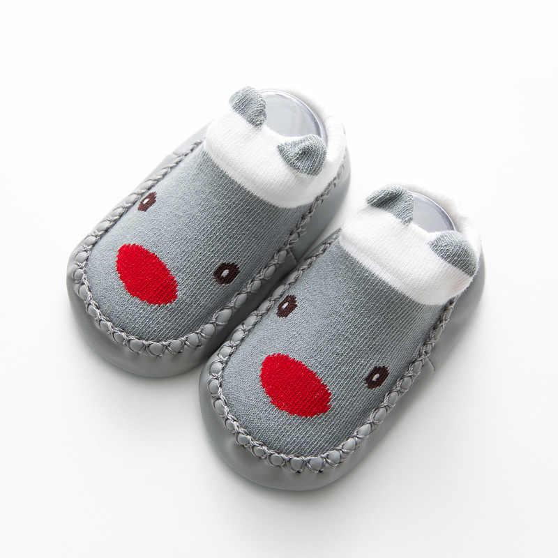 qualité parfaite acheter pas cher meilleur fournisseur 2019 chaussettes bébé confort avec semelles en caoutchouc ...