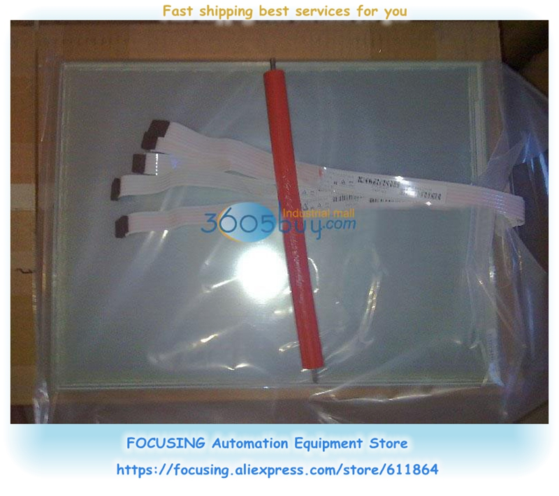 New 15 inch 5 Wire Touch Screen SCN-AT-FLT15.0-Z02-0H1-RNew 15 inch 5 Wire Touch Screen SCN-AT-FLT15.0-Z02-0H1-R