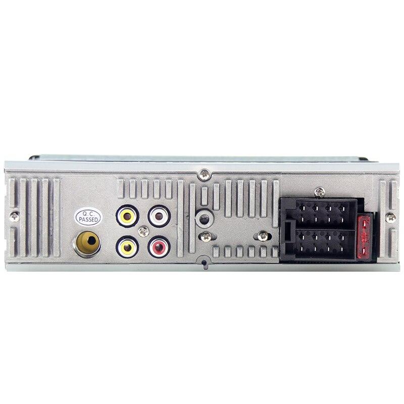 DONGMAO Autoradio 1 DIN JSD-3001 Telecamera per Visione Posteriore Stereo Bluetooth da Auto Touch Screen Stereo a 4.1 Pollici Touch Screen