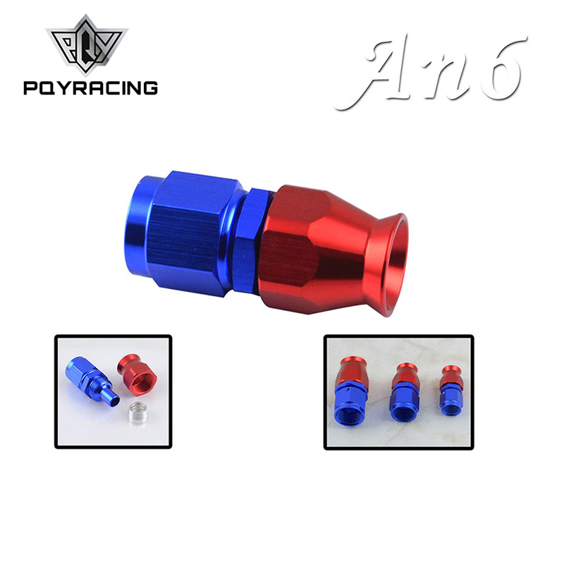Fuel Supply & Treatment Pqy Auto Replacement Parts An4 4an An-4 Straight Blue Push On Lock Socketless Hose End Fitting Adapter Pqy-sl2000-04-011 Buy One Give One