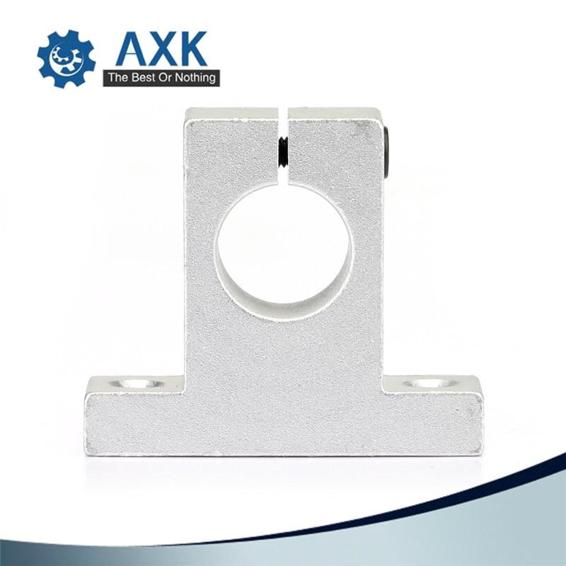 Metal Linear Rail Shaft Support Unit FOR XYZ Table CNC Route 2 PCS SK16 16mm