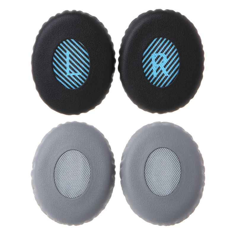 1 Pair Headphone Earpads Ear Pads Protein Foam Earbuds Soft Cushion Cover Replacement for Bose OE2 Bluetooth Earphones