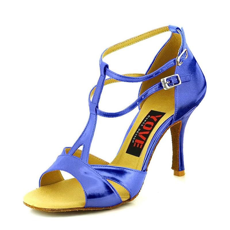 YOVE Style w134-21 Дамски обувки Bachata / Salsa - Маратонки - Снимка 3