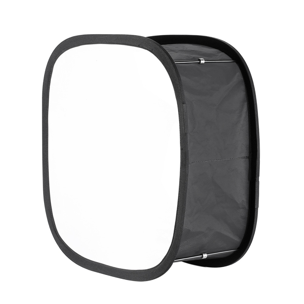 Neewer Collapsible Softbox Diffuser For 660 LED Panel - Outer 16x6.9 Inches, Inner 5.6x6.8 Inches, With Strap Attachment
