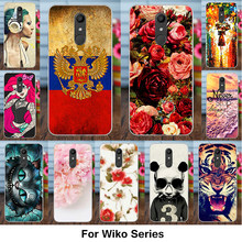 Case Voor Wiko Upulse Lite Case Silicon Cover Voor Wiko Sunny 2 Plus Tommy 2 Plus U Voelen Wim Lite view 2 Pro View XL Prime Cover(China)