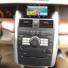 Quad core ROM 16G Android 6.0  Car radio GPS Navigation for Nissan teana J31 2003-2007 230JK 230jm 350JM