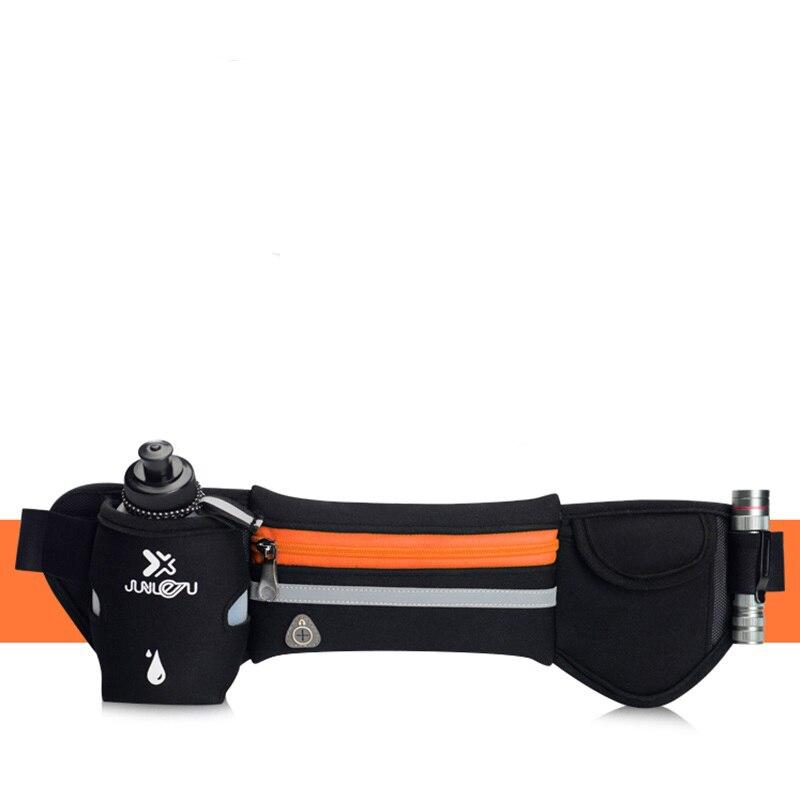 HH New Unisex Väska Kvinnor & Mäns Zipper Waist Packs Wearproof - Bälten väskor - Foto 5