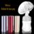2017 inteligente sacaleches Eléctrico extractor de leche Materna Posparto lactancia ventosas Sola mama bombas (3 colores) Envío Gratuito