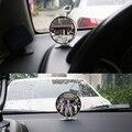 Автомобильное зеркало заднего вида, автомобильное заднее сиденье, детское зеркало, Регулируемый Детский монитор безопасности, Автомобильное Зеркало для слепого пятна, авто широкоугольное выпуклое зеркало - фото