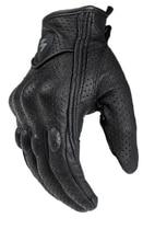 Бесплатная доставка MOGE удар козья кожа преследования перчатки гоночный велосипед спорт велоспорт перчатки полный перчатки пальцев размер m,L Xl