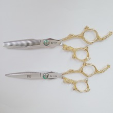 SiYun 2016 Monkey year limit new arrival model hot 6.0 inch high quality professional hair scissors set combination