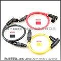 Múltiples colores de carreras de alto rendimiento hp núcleo doble bobina de encendido fit a Mono Dirt Pit Bike ATV CG/CB 110-250 cc