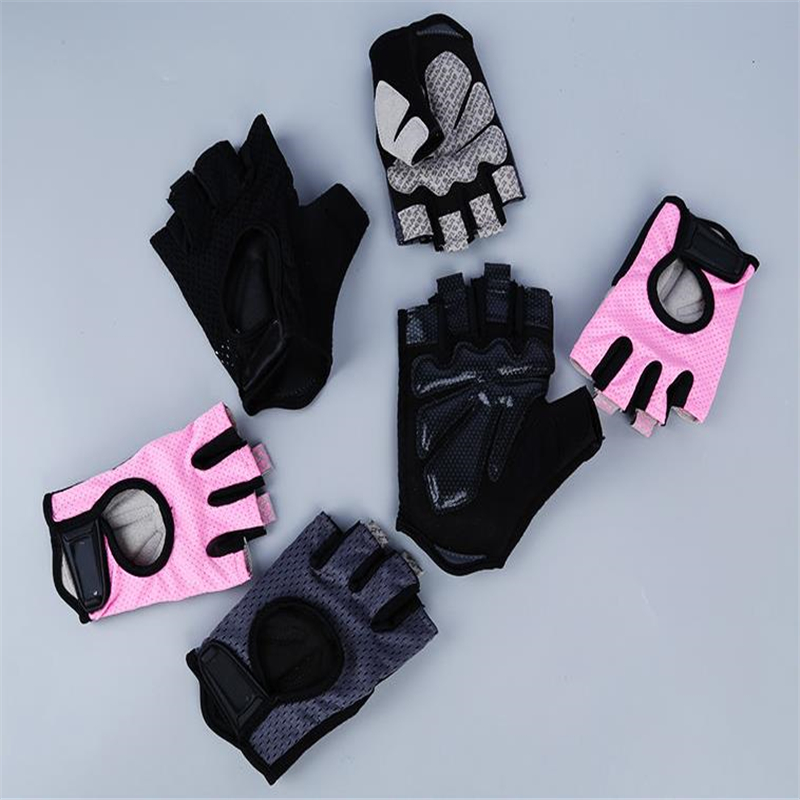 10 pairs Sport Crossfit Gloves Weightlifting Bodybuilding Gym gloves Kettlebell Dumbbell Fitness Workout Training-in Fitness Gloves from Sports & Entertainment    1