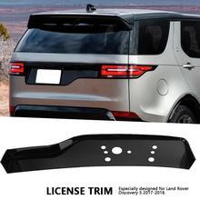1 шт., украшение для автомобильных задних ворот, рамка для Land Rover Discovery 5-, автомобильные аксессуары