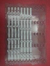 Ban Đầu 8 Chiếc Đèn Nền LED Dây Cho LG 40LF630V 40LF6300 40LH5300 40LH5700 40LX560H 40LF570V 40LF631V SVL400 6916L 0885A 0884A