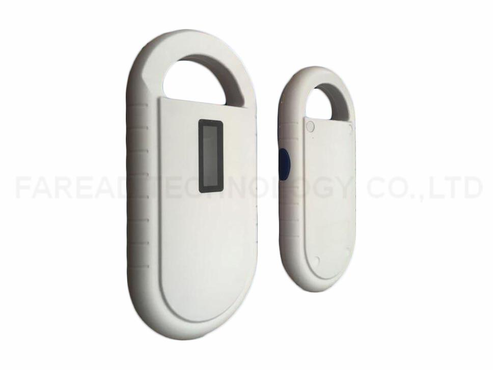 ФОТО Animal Handheld Reader  RFID 134.2KHz    FDX-B  ISO C