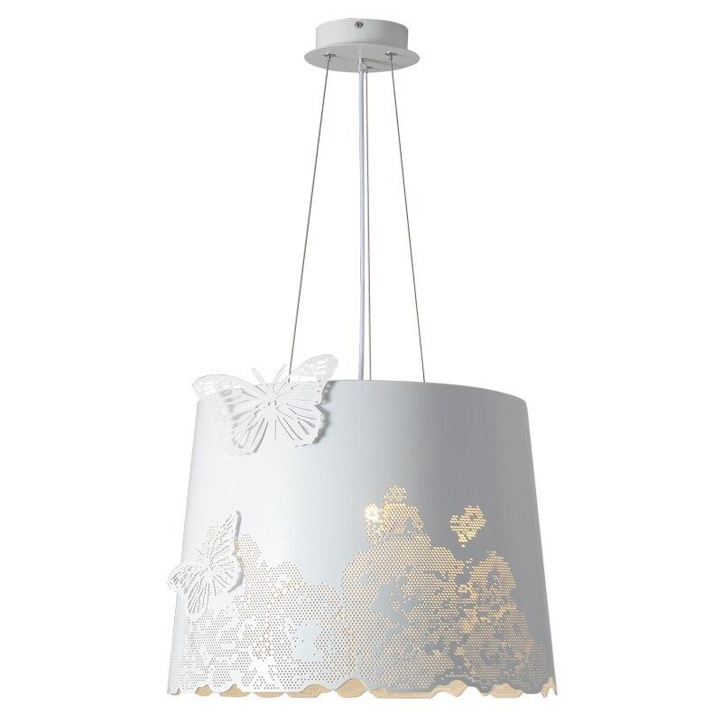 Suspension de jardin aérienne italienne lumière led hanglamp loft décor lampes luminaires suspendus lampe salon Restaurant