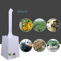 800ml/h Industrial humidifier High capacity Commercial type air humidifier vegetable and fruit Preservation sprayer