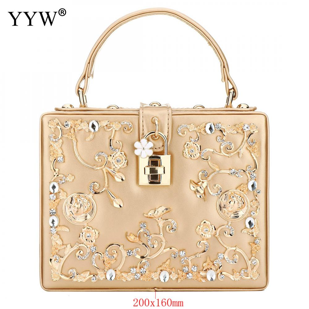 Luxury Women Bags Designer Sequin Evening Party Bag for Female Gold Tote Bag PU Leather Handbag Famous Brand Chain Crossbody Bag beaumais mini chain bag handbag women famous brand luxury handbag women bag designer crossbody bag for women purse bolsas df0232