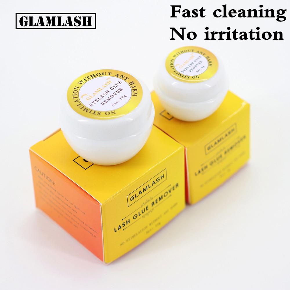 GLAMLASH 5/10g Professional Eyelash Glue Remover For False Eyelashes Extension Lash