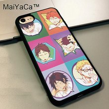 5f6f1cbf1 MaiYaCa Haikyuu Karasuno Anime Phone Cases for iphone 5s SE case for iphone  5 case Soft TPU Phone Cover Rubber Shell Skin