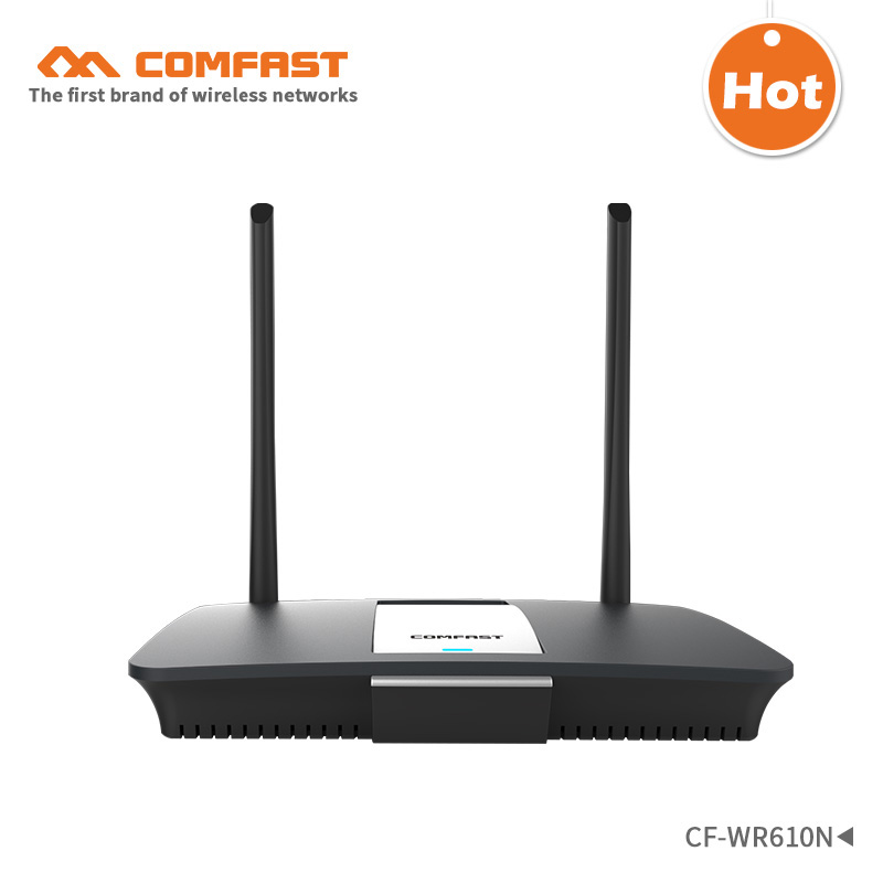 Comfast CF-WR610N 300Mbps high power wireless wi fi router with 14dBi Antenna AC control ...