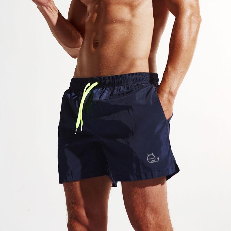 Férfi rövidnadrág nyári strand szörf úszni sport fürdőruha férfiak férfi táblák rövid hajszárító Bermuda fürdőruha mérete XXL