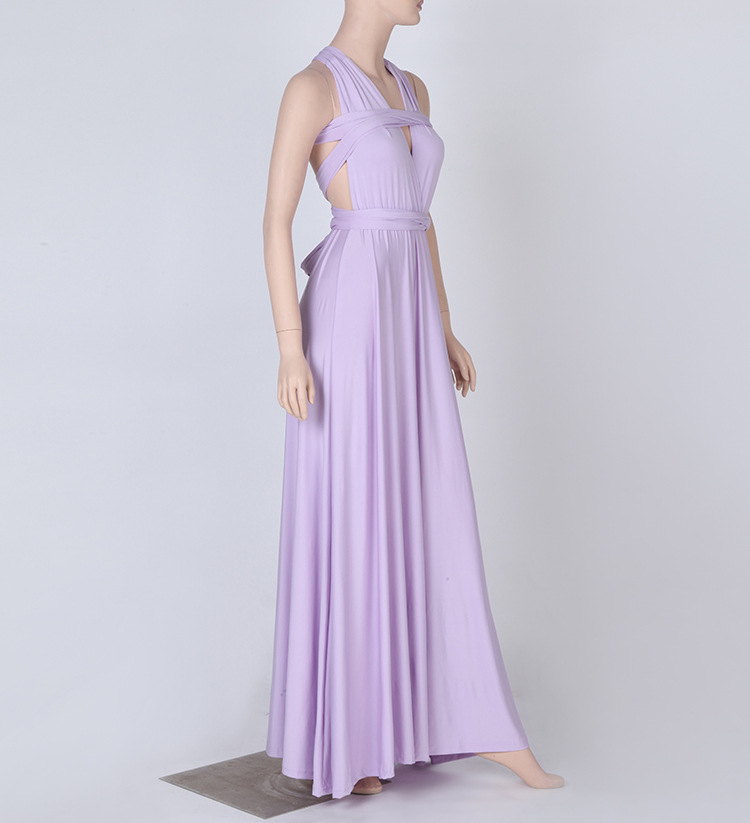 9bc6f9afdd2 Dress Women 2018 Long Summer Convertible Bohemian Dresses Casual Bandage  Evening Prom Club Party Infinity Multiway Maxi Dresses - MISS LADIES