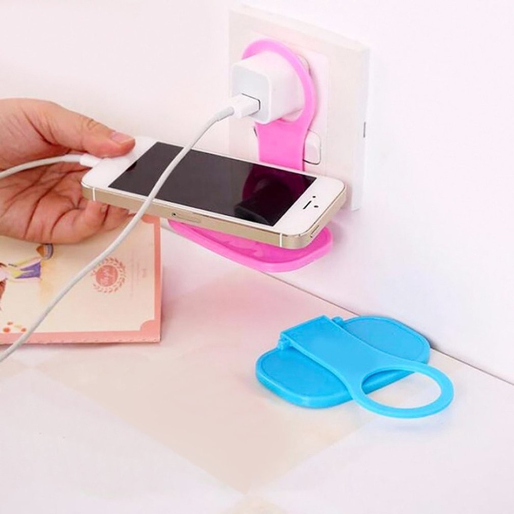 Mobile Phone Holder Desk Stand Wall Holder Universal Phone Charging Stand Cell Phone For Smartphones Dropshipping