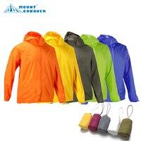 Men Women 2017 Camping Clothing Quick Dry Hiking Jacket Waterproof Sun UV Protection Coat Outdoor Sport