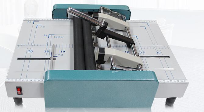 saddle stitcher machine