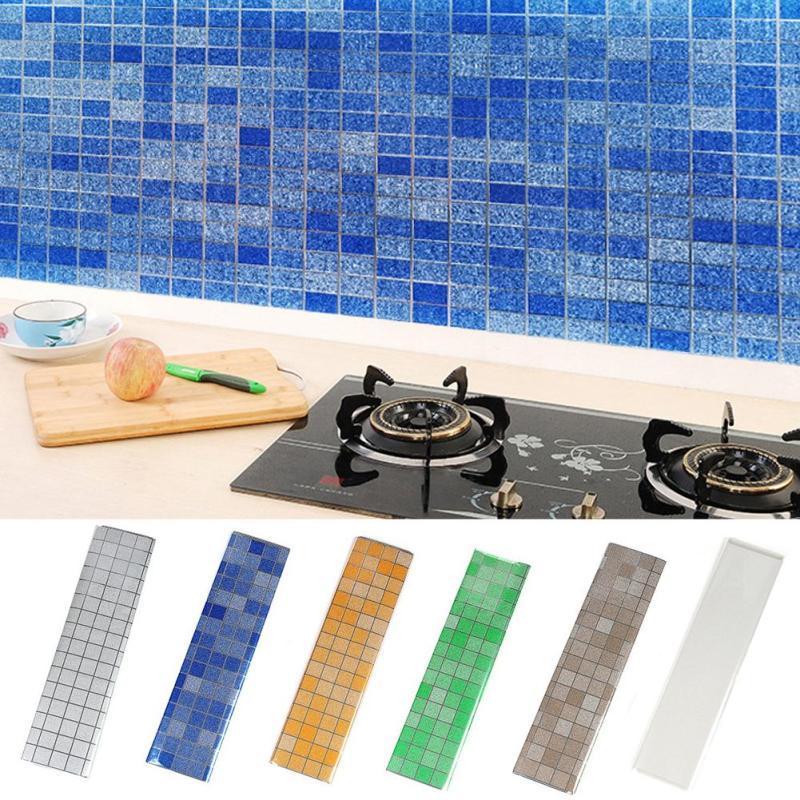 piastrella adesivi mosaico-acquista a poco prezzo piastrella ... - Piastrelle Adesive Da Muro