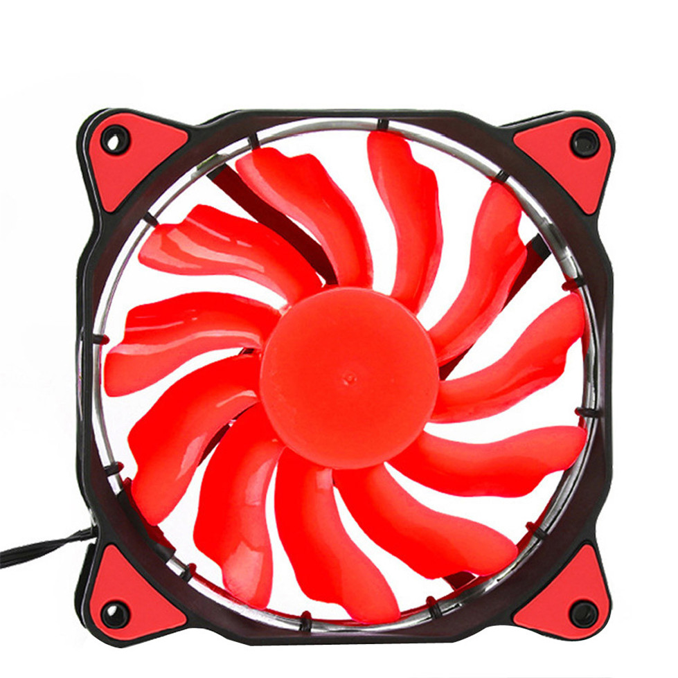 Reliable dropshipping Do CSV Quiet 120mm DC 12V 3+4pin LED effects Clear Computer Case Fan For Radiator Mod reliable dropshipping do csv quiet 120mm dc 12v 3 4pin led effects clear computer case fan for radiator mod