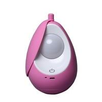 New Arrival Mini LED Night Light 0 7W Lighting Touch Sensor Smart Baby Bedroom Lamp Adjust